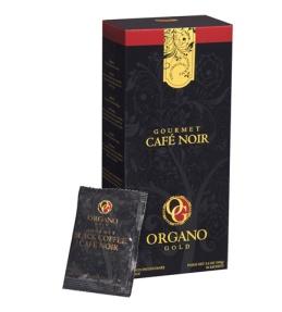 Organo Gold: Black coffee