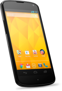 Google Nexus 4 - (c) Google