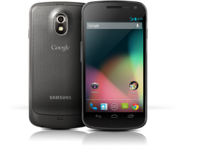 Google Nexus Galaxy - (c) Google