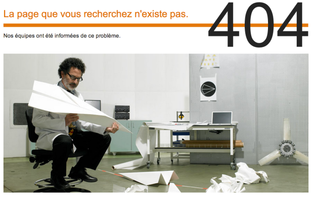 Viadeo: 404 page not found - manufacture airplanes