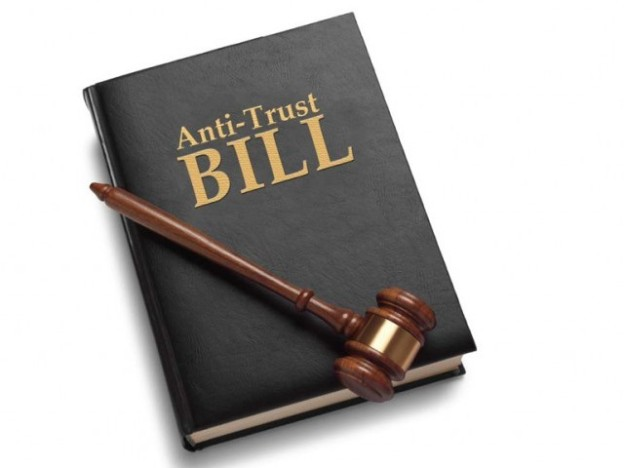 Anti Trust bill - source: http://tribune.com.pk/