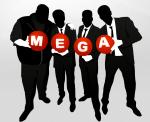 MEGA, the team - credits: mega.co.nz