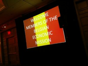 Welcome members of the economic mission (in Los Angeles)