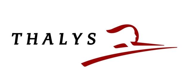 Thalys logo - credits: www.thalys.com