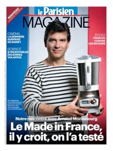 Le made in France - credits: Le Parisien