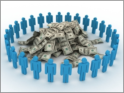 crowdfunding - credits: forbes.com