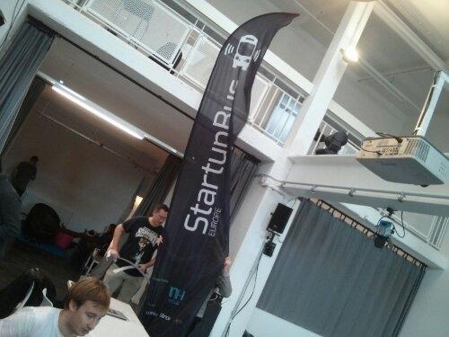 StartupBus flag - München