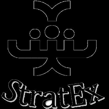 ALT-F1 - StratEx Logo