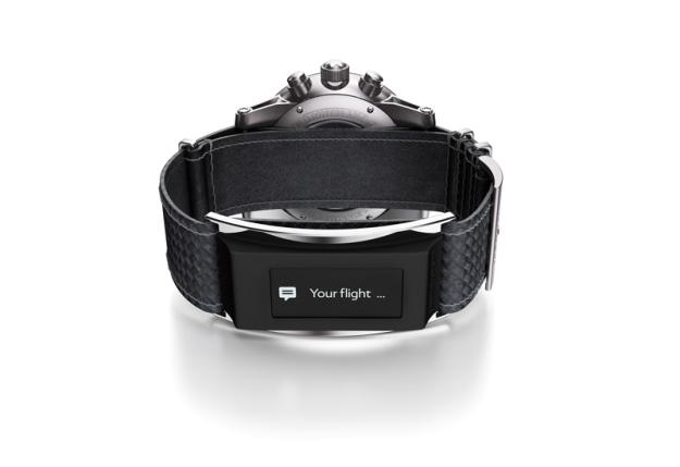 The Montblanc TimeWalker Urban Speed e-Strap - source: http://stories.montblanc.com/2015/01/timewalker-e-strap