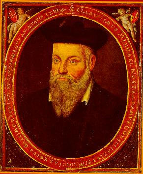 Nostradamus by Cesar - source: wikipedia